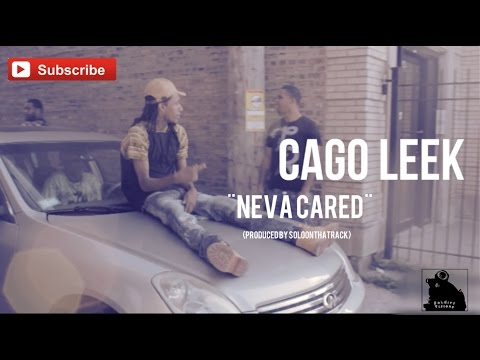 Cago Leek - Neva Cared (Official Video) Shot By @SoldierVisions