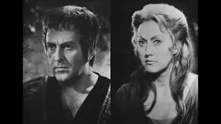 Carlos Kleiber; Tristan und Isolde, LIVE at Bayreuth (1976): Act II: Wenkoff, Ligendza [SUBS]