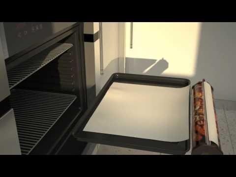 Rollbox® Sütőpapír adagoló - Rollbox® Backing paper with slide cutter
