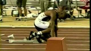 Derrick Adkins Olympics 1996 400 meter hurdles - Final