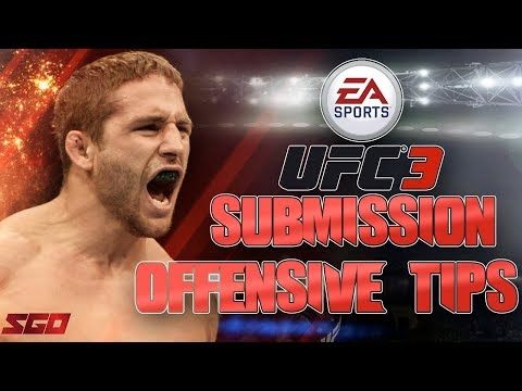 EA Sports UFC 3 Submission Offensive Tips: How to Submit Consistently!