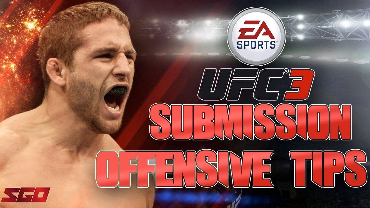 EA Sports UFC 3 Submission Tips: How to Submit Consistently!