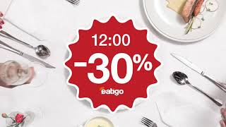 Eatigo 1st Restaurant reservation app with Discount! 2 (BH) screenshot 4