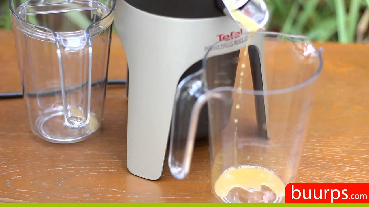 Slow Juicer Tefal : Tefal Infiny Revolution ZC500 Slow Juicer Review - YouTube
