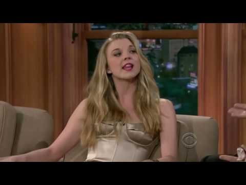 The Late Late  With Craig Ferguson Natalie Dormer May 18, 2013