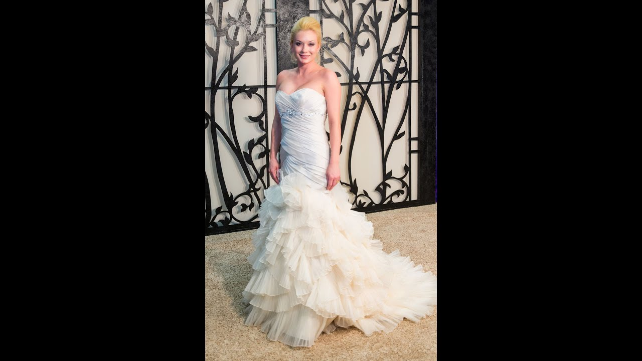 See The Top 2013 Bridal Gown Trends From Alfred Angelo
