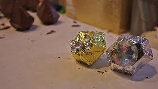 Making Diamonds Out of Chocolate!?