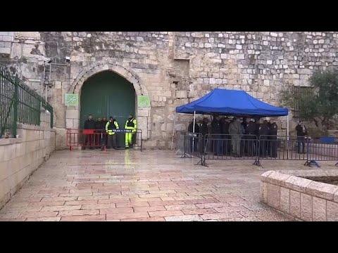الشرطة الإسرائيلية تزعم إحباط حادثة طعن في القدس وتقتل المهاجم…  - نشر قبل 2 ساعة