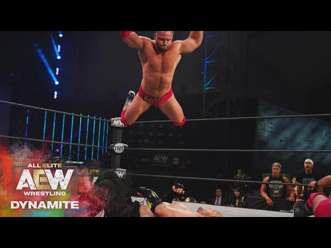 What Happens When The Hybrid 2 Gets a Brush with Greatness? | AEW Dynamite, 10/7/20