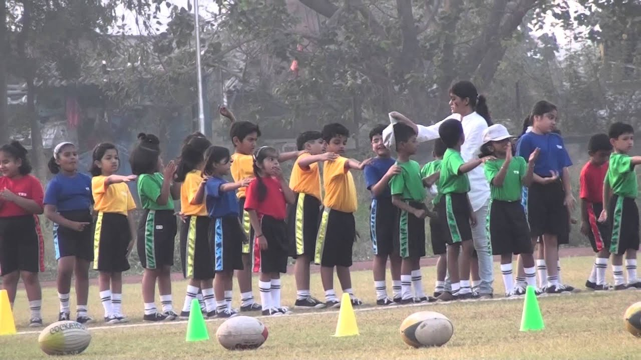 short essay on sports day at your college or school