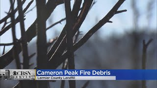Cameron Peak Fire Debris Accepted At Larimer County Landfill Through June 2021