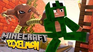 Minecraft Pixelmon - THE POKEMON WONDER LUCKY BATTLE! #14