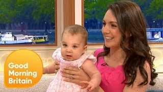Good Morning Britain Launches Cards for Premature Babies | Good Morning Britain