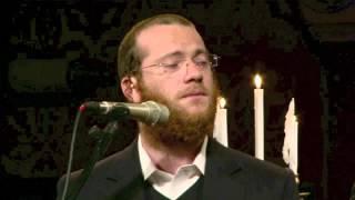 Yaakov Lemmer SIngs Sh'ma Yisrael by Cantor Leib Glantz in Krakow