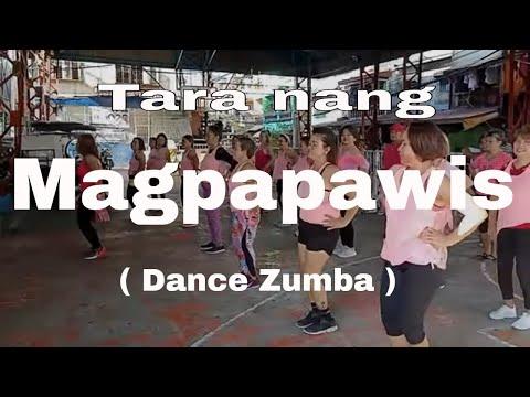 Tara Nang Magpapawis! - Dance Zumba Fitness Exercise for Your Health Benefit!