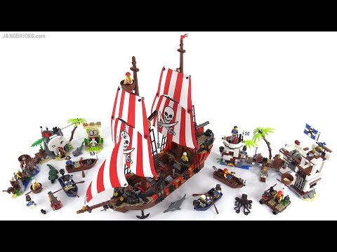 lego pirates 2015 all sets wrap up youtube. Black Bedroom Furniture Sets. Home Design Ideas