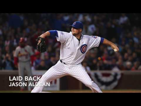 Cubs Walk Up Songs- August 2016
