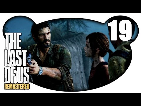 The Last of Us Remastered #19 - Raus aus Pittsburgh (Let's Play 100% PS4 German Deutsch)