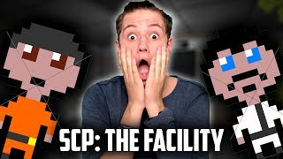 MOJA GRA O SCP W KOŃCU WYSZŁA? NIC BARDZIEJ MYLNEGO! | SCP: The Facility