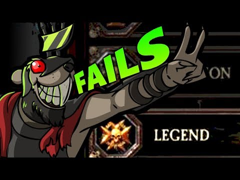 Vermintide 2: Let's Try Legend Difficulty [Funny Moments Montage]