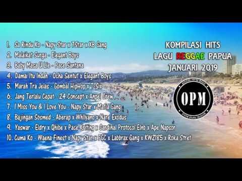 Lagu Hits Reggae Papua Terbaru 2019