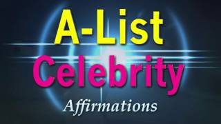 A-List Celebrity - I AM a World Famous Celebrity Super-Charged…