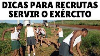 Baixar Dicas Para Recrutas e Conscritos Servir o Exército Brasileiro