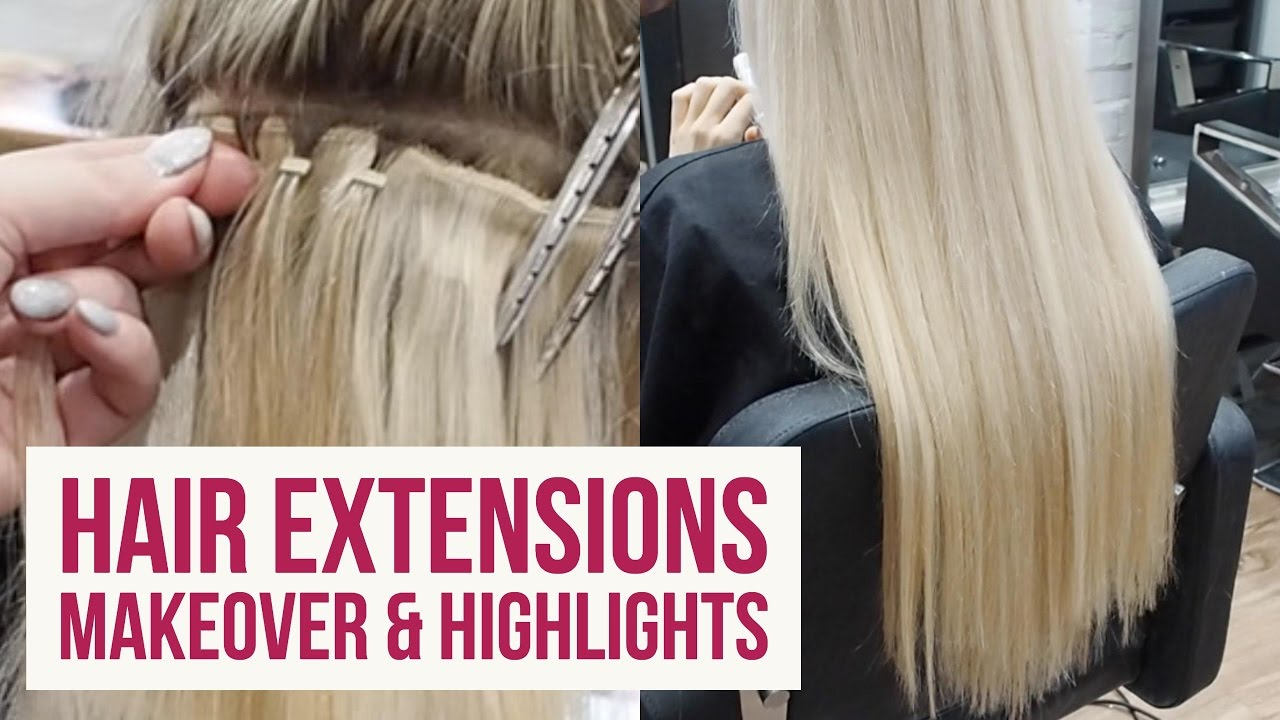 Hair extensions makeover come with me to the hairdressers hair extensions makeover come with me to the hairdressers pmusecretfo Choice Image