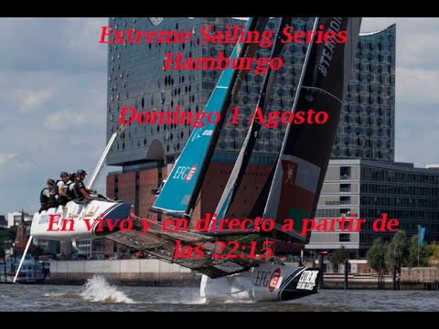 Extreme Sailing Series, GC32, HAMBURGO