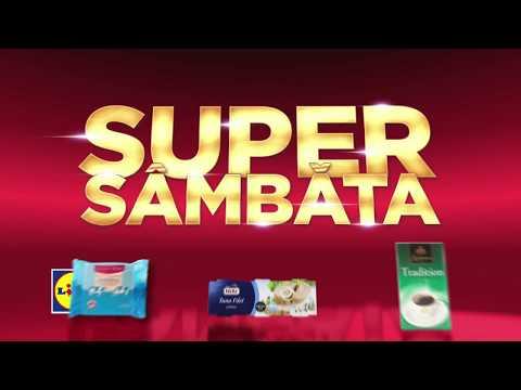 Super Sambata la Lidl • 25 August 2018