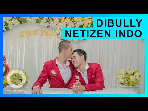 Pasangan Gay Thailand Dibully Netizen Indonesia - TomoNews
