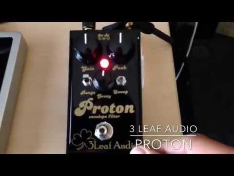 3 Leaf Audio Proton Audio Demo