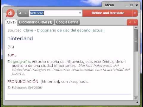 Definición de hinterland
