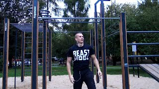 Muscle Up World Record