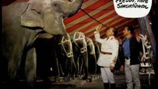 Freddy Quinn - Der Zirkus kommt