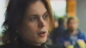 Ville Valo interview - YLE uutiset 2000 (ENGLISH SUBTITLES)