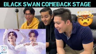 Cover images CANADIANS REACT TO [BTS - Black Swan] Comeback Stage | M COUNTDOWN 200227 EP.654