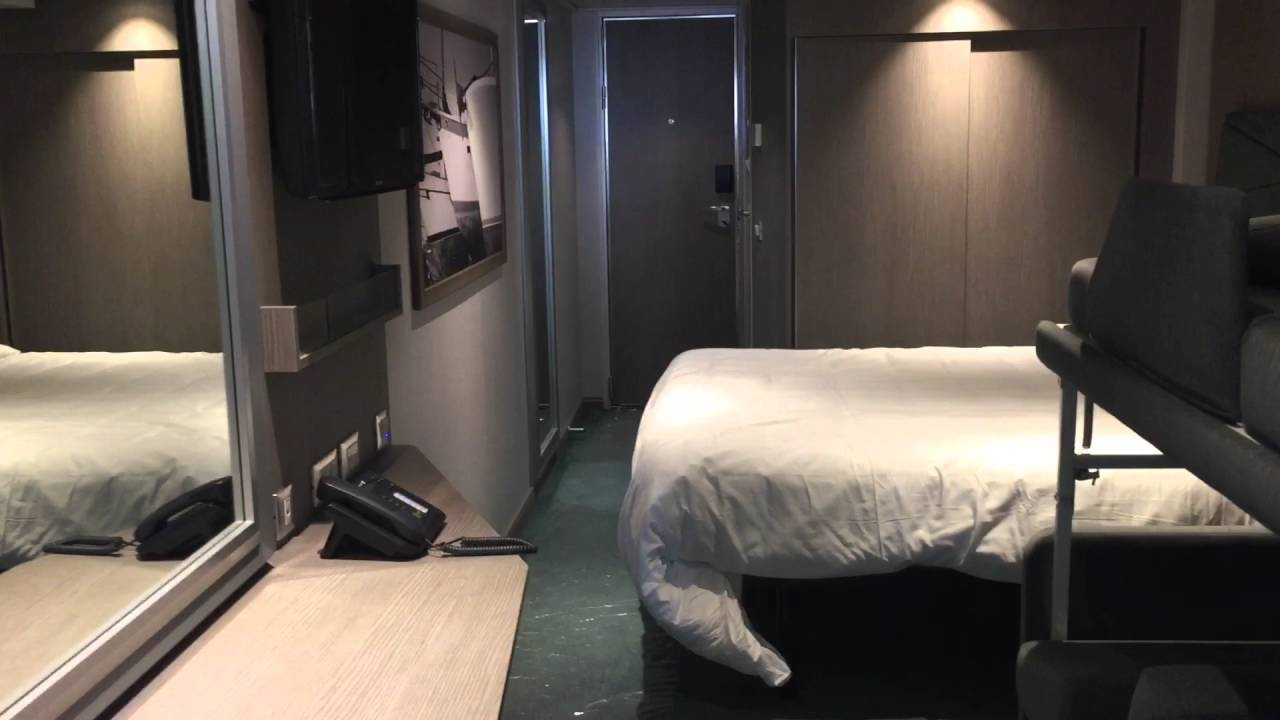 MSC Seaside / Seaview cabin preview tour - YouTube
