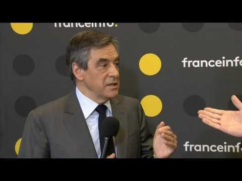 """Affaires: """"Les masques tombent"""", dénonce François Fillon"""