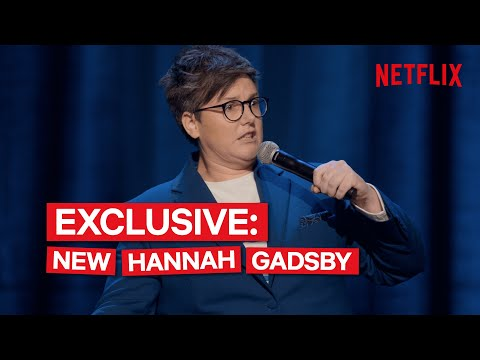 Hannah Gadsby On The Insane Reactions She Received To Nanette | Douglas