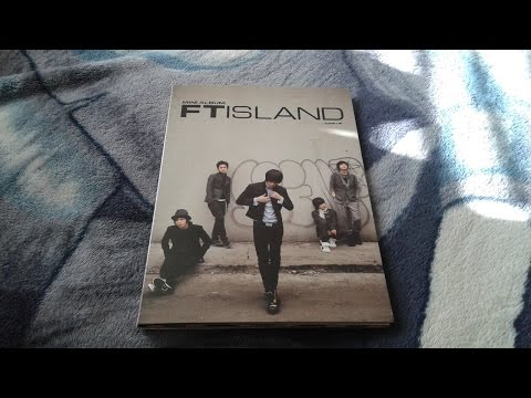 Ft Island - Jump Up (Unboxing)