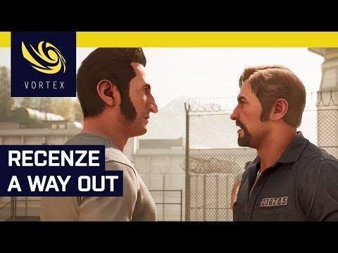 Recenzujeme A Way Out - unikátní kooperativní akci, která nemá konkurenci