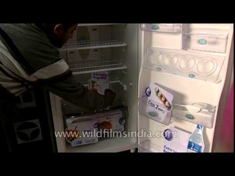 Refrigerators for the Indian masses: white goods in India