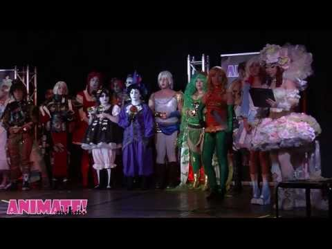 Animate Miami Costume Competition January 2014