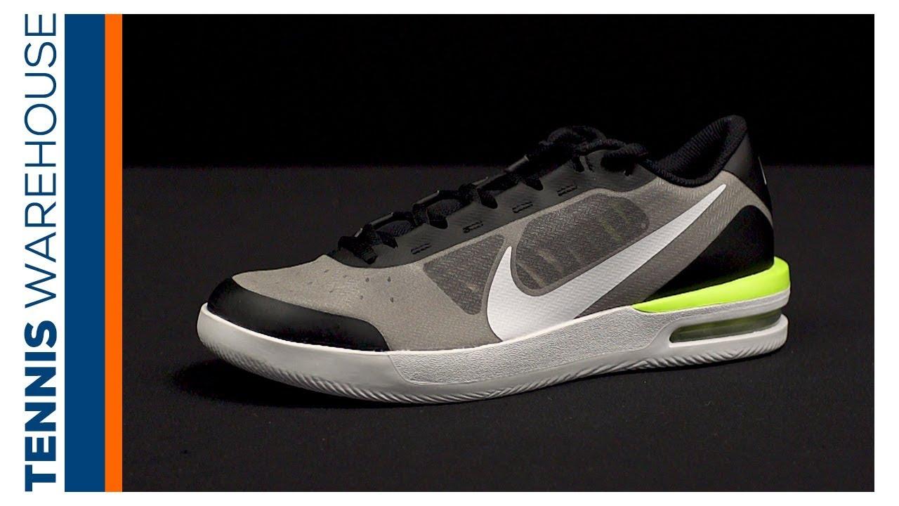 Nike Air Max Vapor Wing MS Black/White Men's Shoe