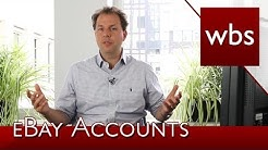 Haften eBay Nutzer, wenn ihr Account gehackt wird? | Kanzlei WBS