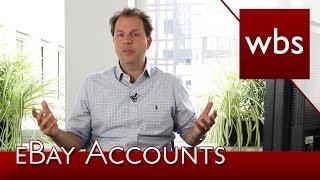 Haften eBay Nutzer, wenn ihr Account gehackt wird?   Kanzlei WBS