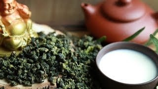 Завариваю чай МОЛОЧНЫЙ УЛУН с Алиэкспресс 🍵