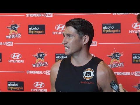 Perth Wildcats - Damian Martin - 26 February 2018