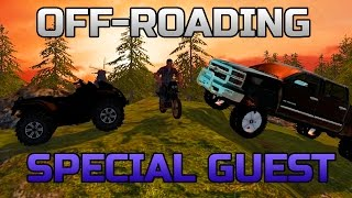 Farming Simulator 2015- Off-Roading RZR, Chevy, Can Am, Special Guest